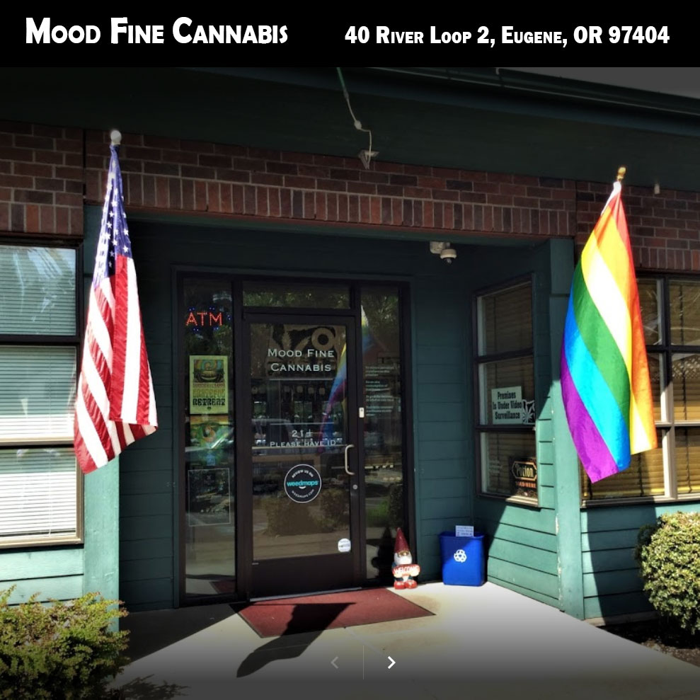 Mellow Vibes Edibles At Mood Fine Cannabis Dispensary