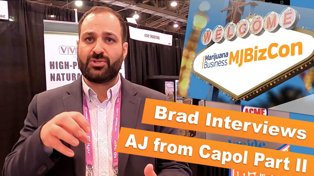 Part 2 Of Brad's Interview Of Capol, LLC