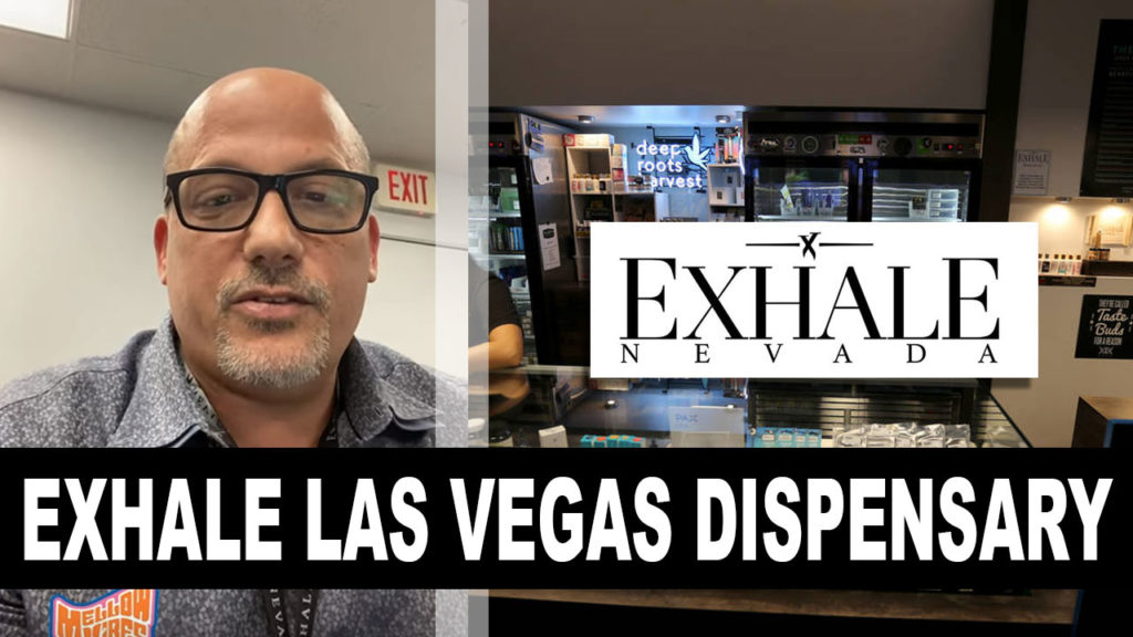 A Look At Exhale's Dispensary In Las Vegas