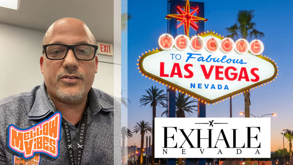 Meeting With Exhale Las Vegas To Finalize Contracts