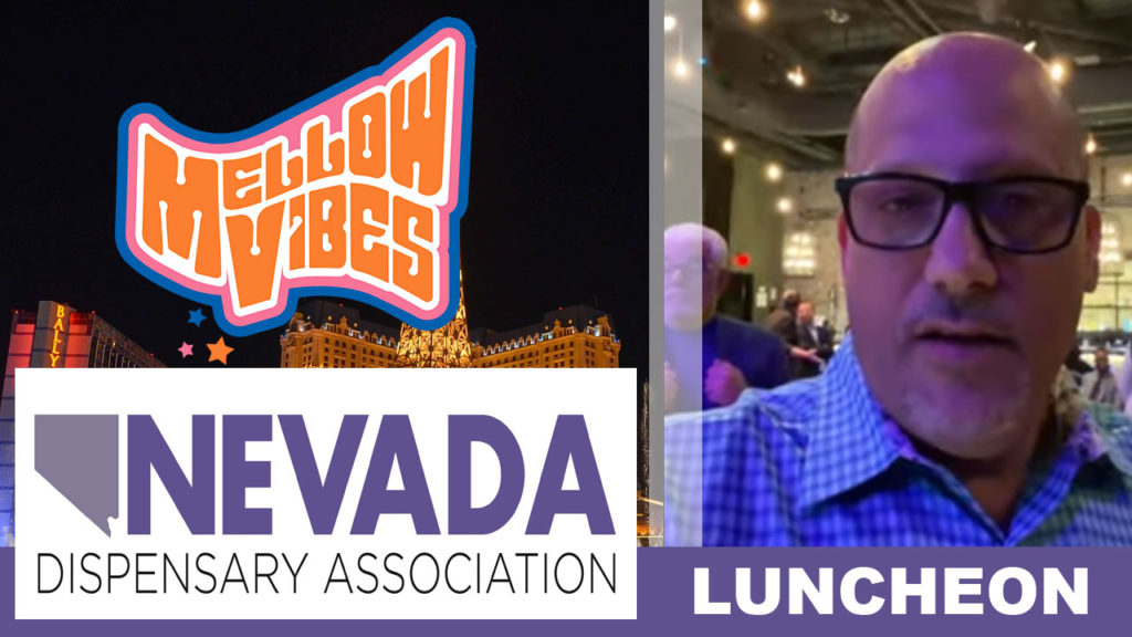 Attending The Nevada Dispensary Association Luncheon