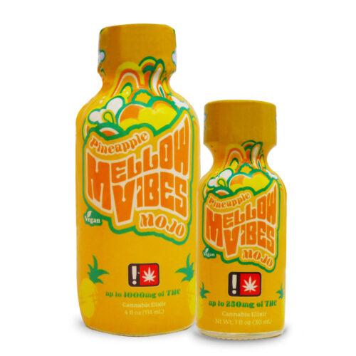 Mellow Vibes Pineapple Mojo