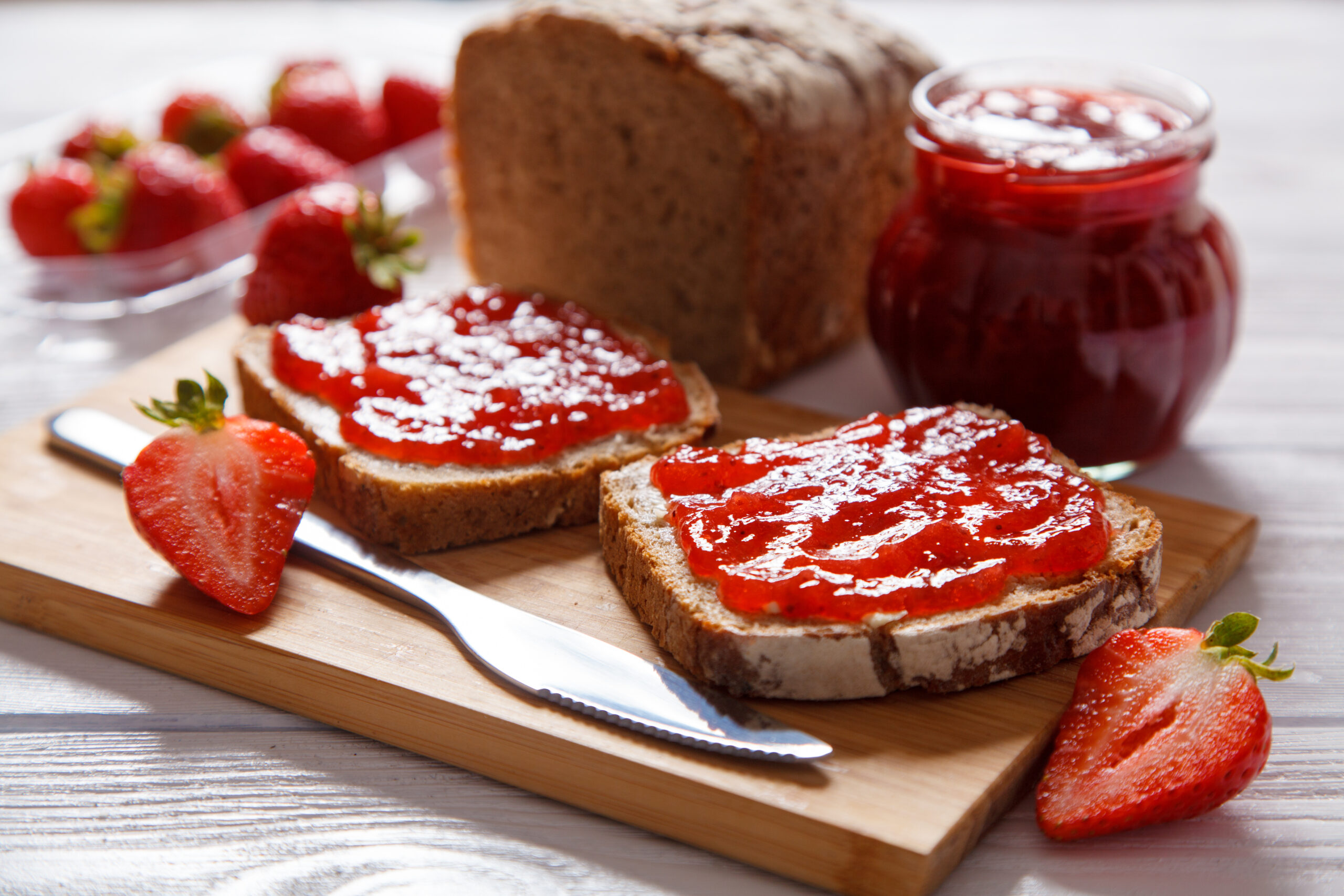 Mellow Mojo Strawberry Jam