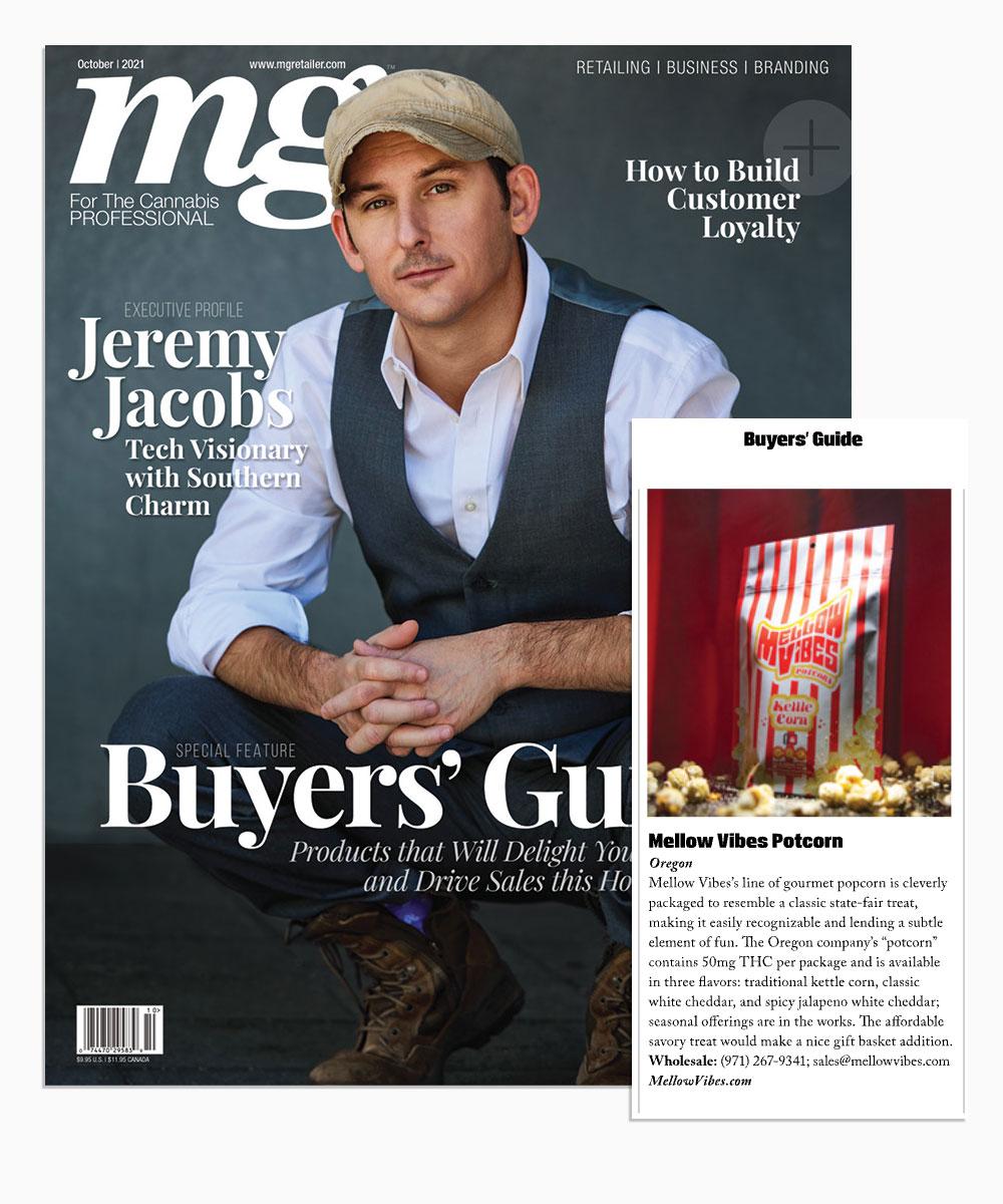 MG Magazine Oct 2021 Buyers Guide
